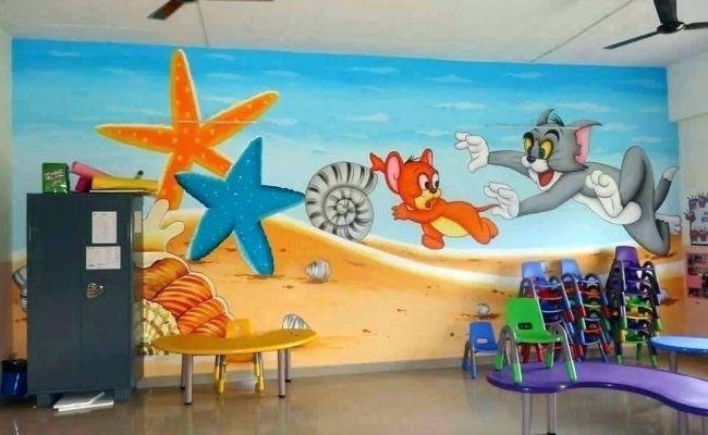 20 Attractive Kindergarten Classroom Decoration Ideas To