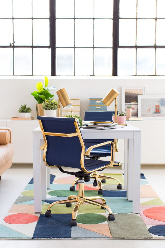 21 Serene Home Office Design Ideas to Give You Cozy Working Space
