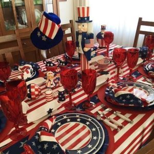 31 Creative Fourth of July Decoration Ideas to Bring the Spirit of the Celebration Into Your Home