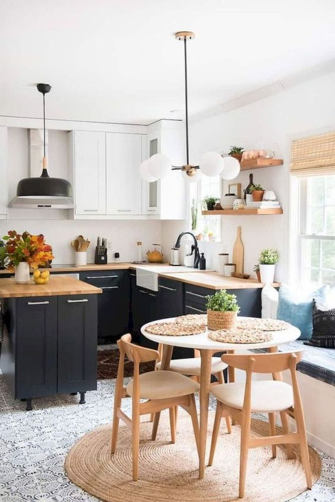 9 Amazing And Simple Dining Room Decor For Compact Houses