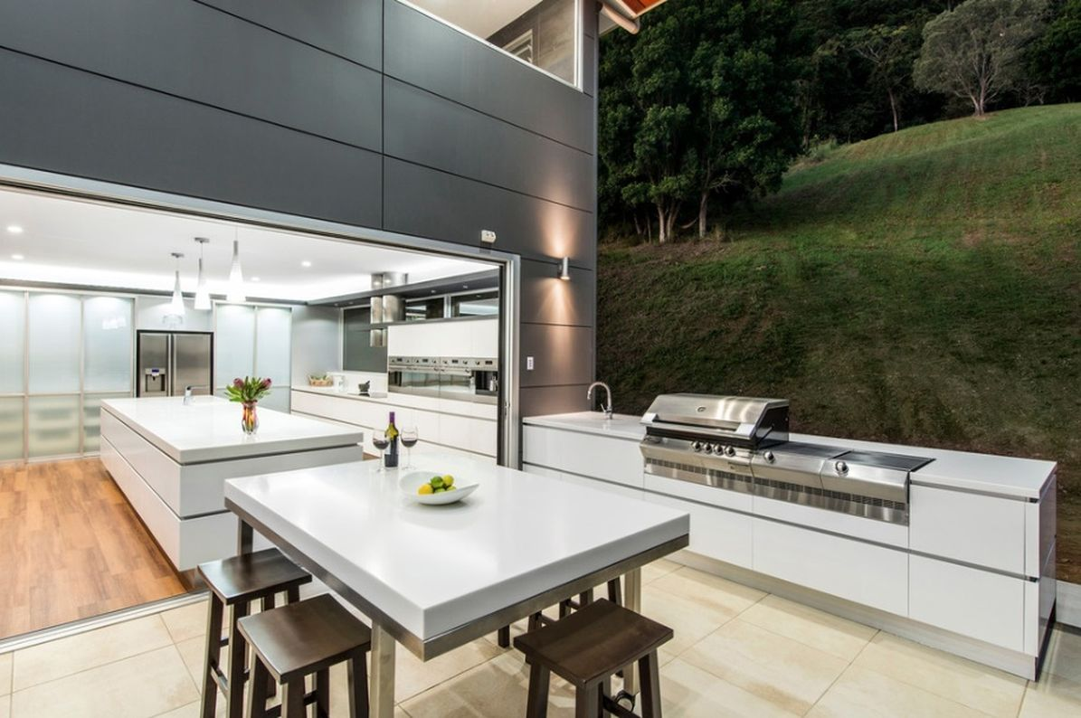 3 Barbeque Area Design for Your Next Barbeque Party