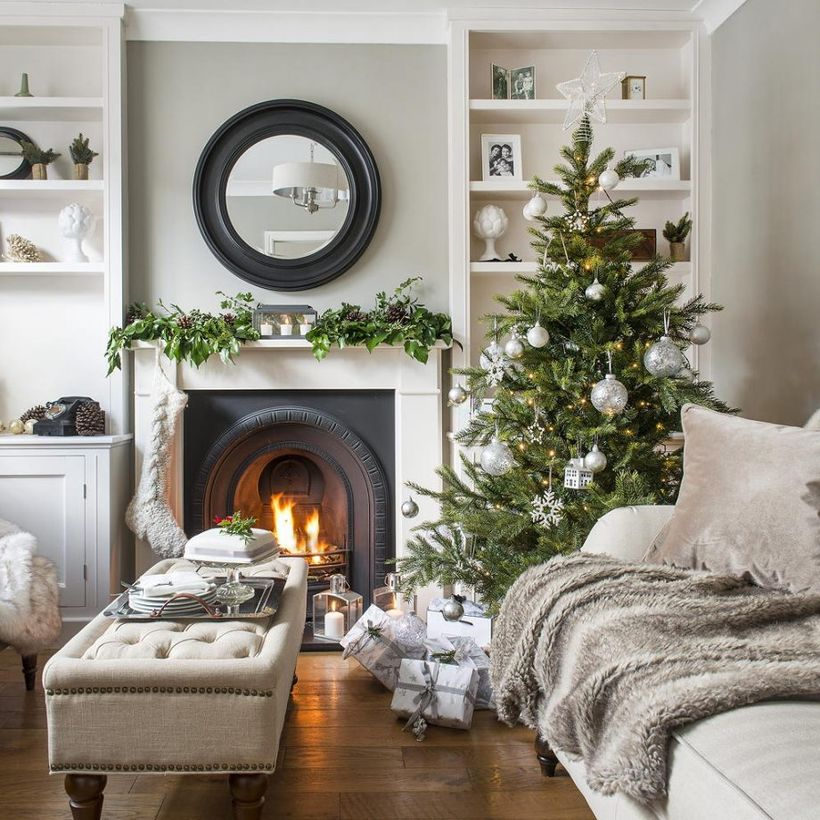 25 Ways to Decorate Your House for Christmas Celebration