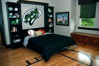 21 Cool Super Bowl Bedroom Decoration Themes