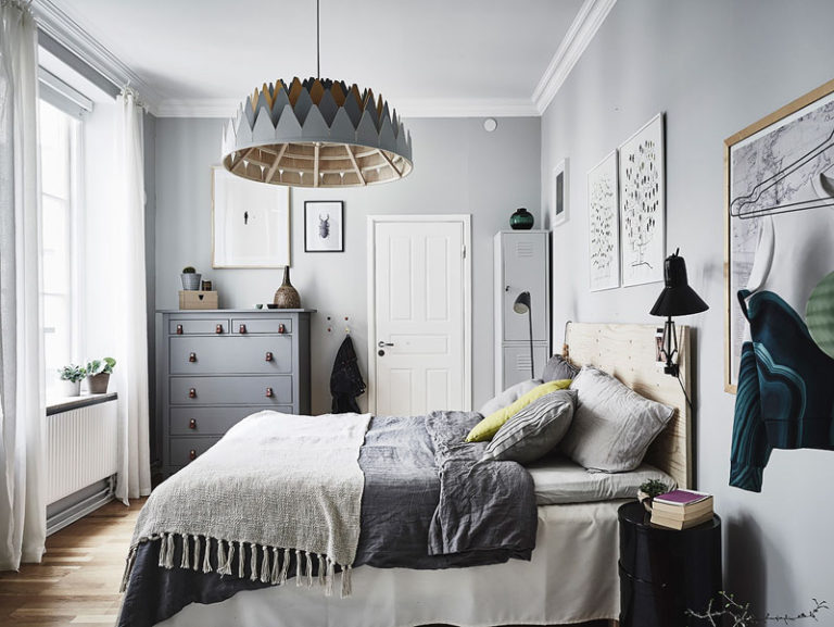26 Scandinavian Bedroom Ideas that You Will Fall in Love with