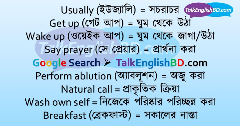 Topic Based Vocabulary 1