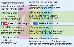 Spoken English Part 13