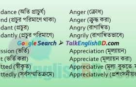 Formation of Words Part 05