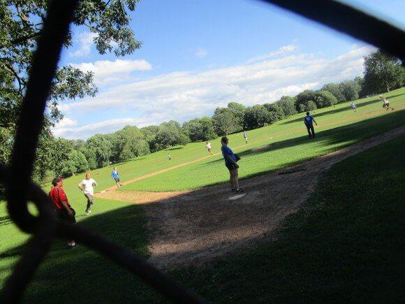 Promoting Wellness through softball at the URMC