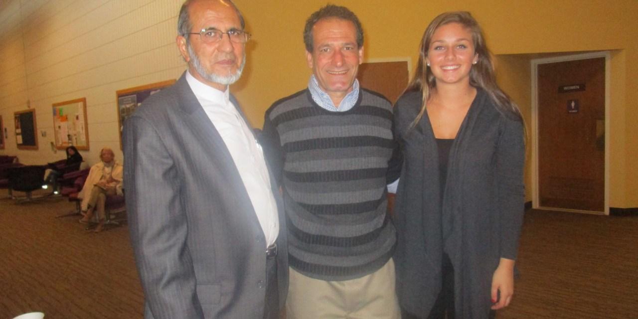 "Nazareth College's first ""Mini Chautauqua"" opens a new conversation on an old theme: nurturing planet Earth"