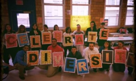 Celebrating diversity at James Monroe High School