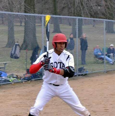 The Kenny Cruz watch: highest ranked outfielder in NYS, 22nd in the nation