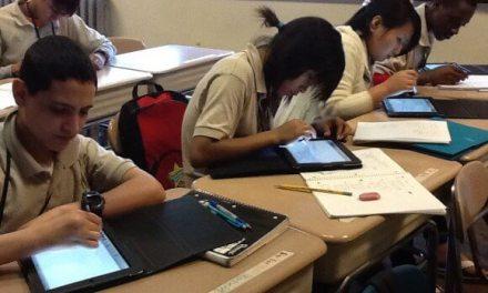 Bridging digital divides at Rochester International Academy