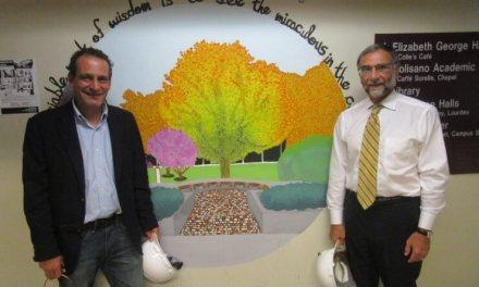 The underground history of Nazareth College with President Daan Braveman