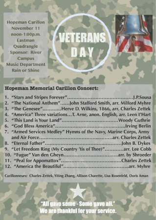 Veterans Day Poster 2015 (3rd)