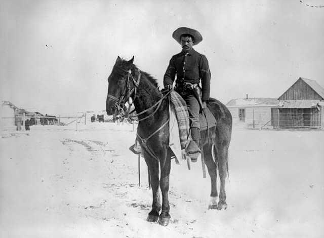 Buffalo Soldier, Black Corporal