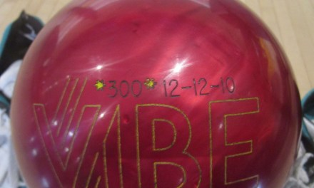 Five years ago when Michael Raff found his perfect mark. And over 70 years of history at the B'Nai Brith bowling league