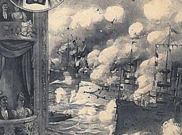"""Mr. Crane's Vivid Story""  (Scenes 1 – 2, Amusement Park, Pawtucket, Rhode Island, February, 1898)"