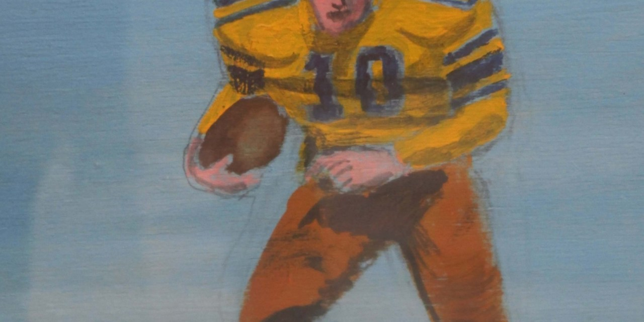 As the University of Rochester's Fauver Stadium moves forward, its rich football tradition lives on