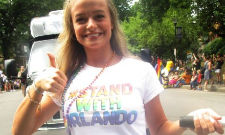 We Are Orlando. And 25 years ago when the RCSD led the nation against discrimination towards gay students
