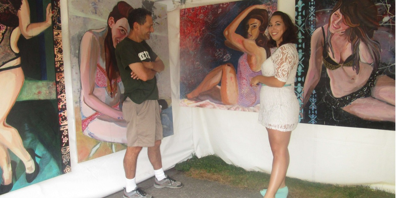 Emerging artists coming of age in Rochester at the Corn Hill Arts Festival