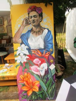 From More emerging artists coming of age in Rochester at the Corn Hill Arts Festival