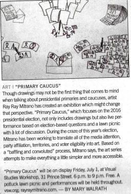 primary caucus