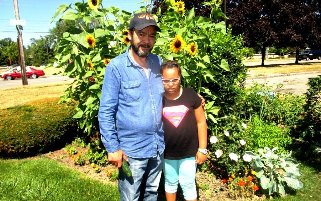 "Brighton-Pittsford Post prints ""Garden blooms at local 7 Eleven"""