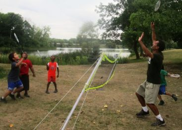 A few years ago, I briefly came out of retirement at Brighton Town Park