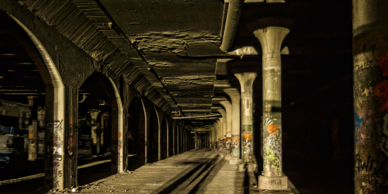 Michelle Turner rejoins our visual conversation with more on the Rochester Subway