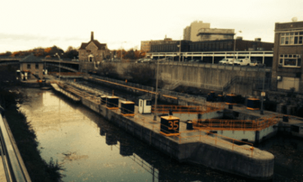 Historic Lockport: Part of One of the World's Premiere Inland Waterways