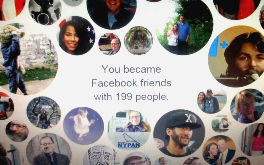 In defense of Facebook's Your Year in Review
