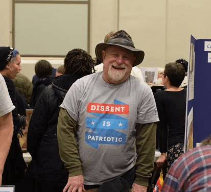 Activism Fair draws largest crowd of its kind in recent memory
