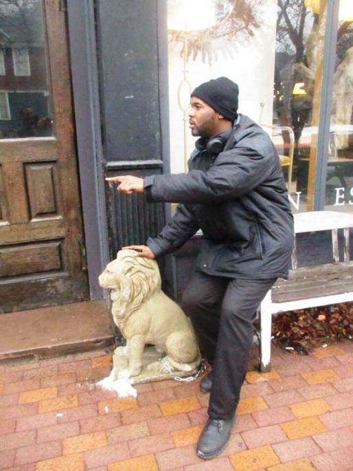 che with lion