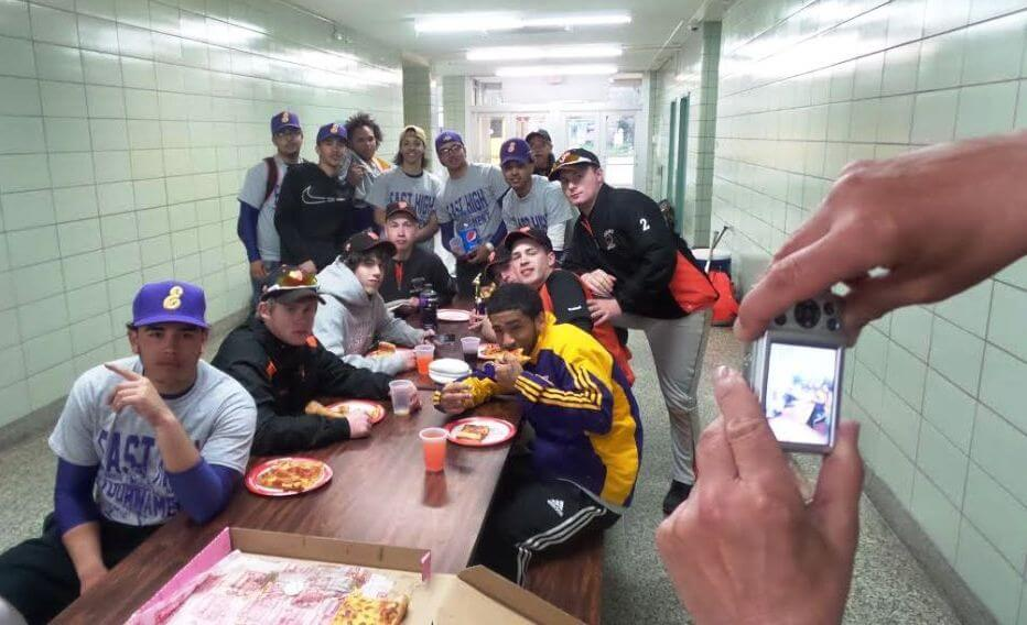 Eagles (8-0) win East Tournament; pizza for all