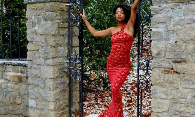 Introducing Kady Hayle; A Promising Fashionista Making Waves