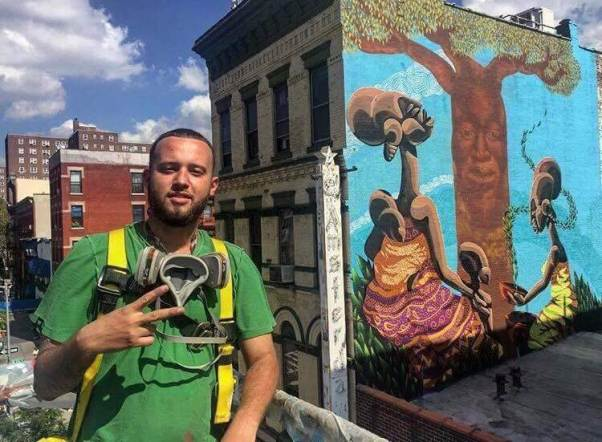 4. Alexandre Keto, September 20, 2015, Harlem'