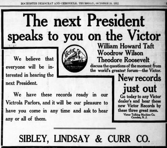 Democrat and Chronicle, 24 Oct 1912, Thu, Page 3