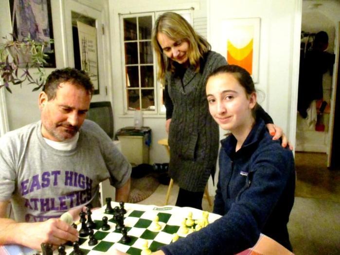 1. No phone at chess