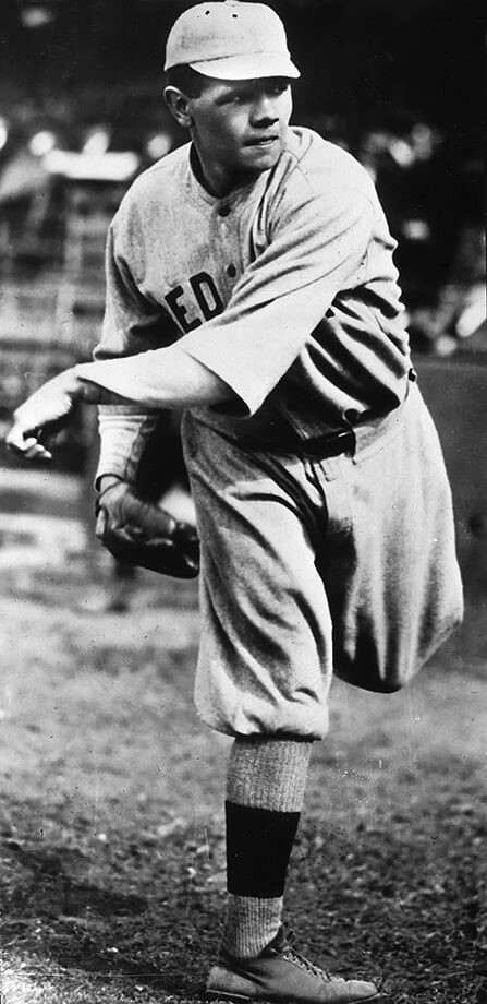 22. 1916-World-Series-Game-2-Babe-Ruth