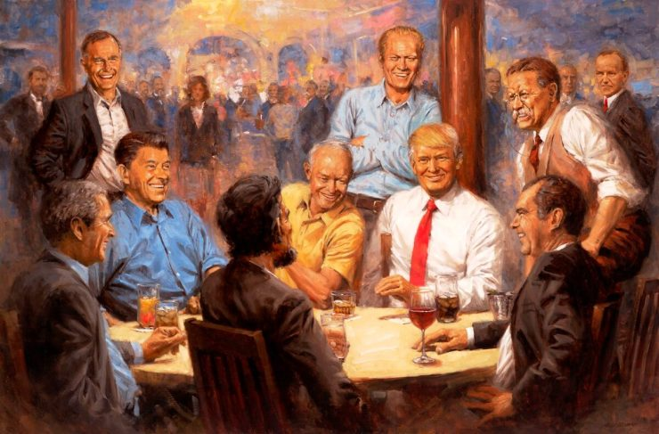 """Image of """"The Republican Club"""" courtesy of Andy Thomas"""