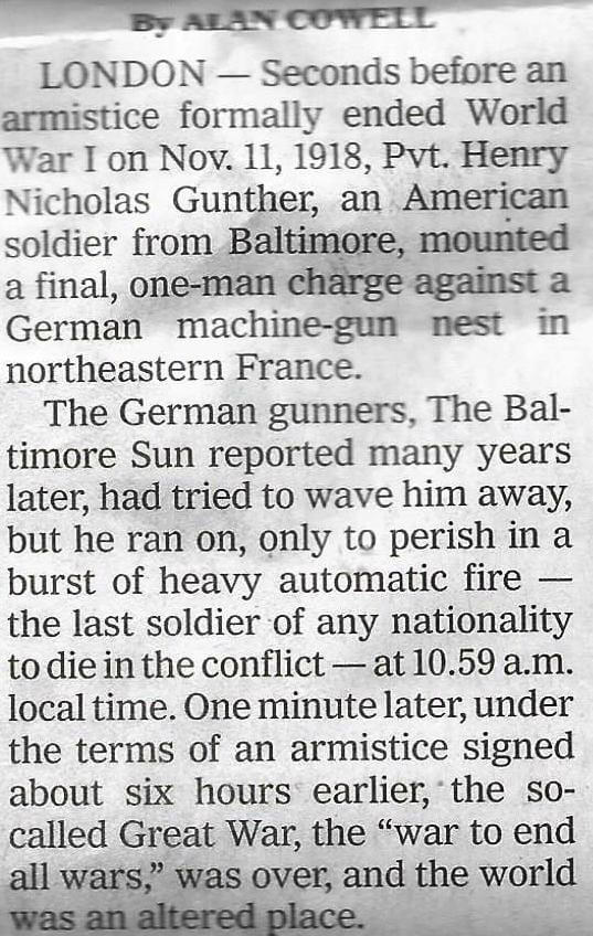 The New York Times, 11/10/18, page A4
