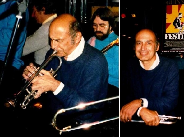 Guiness Jazz Festival, Ireland, 1990