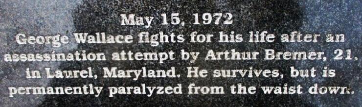 From the Vietnam Veteran's Memorial Walk of Honor in Highland Park, Rochester, NY.