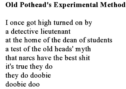 From The Old Pothead
