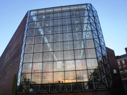 From I.M. Pei's Wilson Commons Building: A Contemporary Mastery of Method