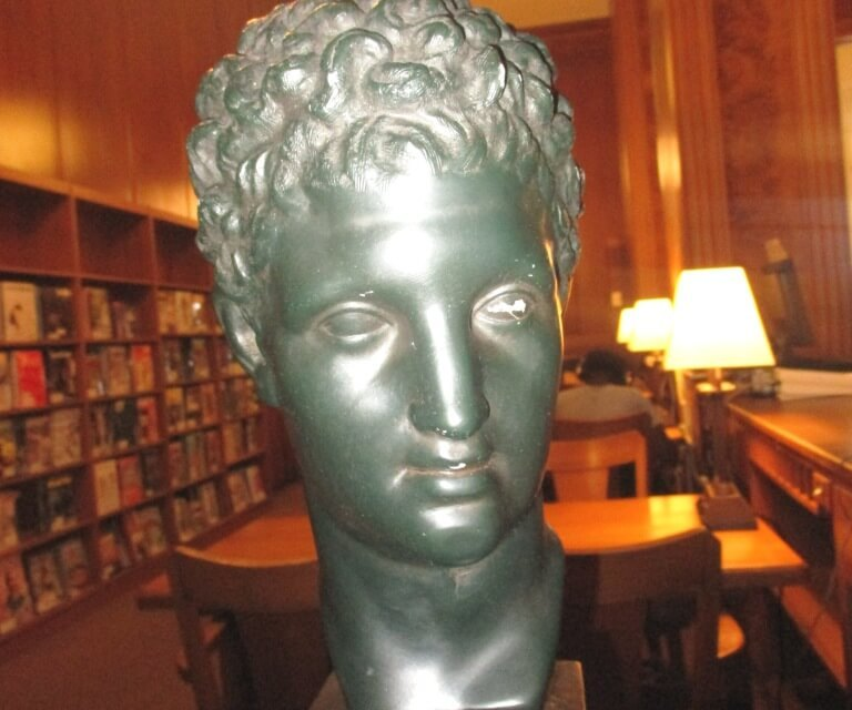 A periodical lover's dream at the Rundel Memorial Building