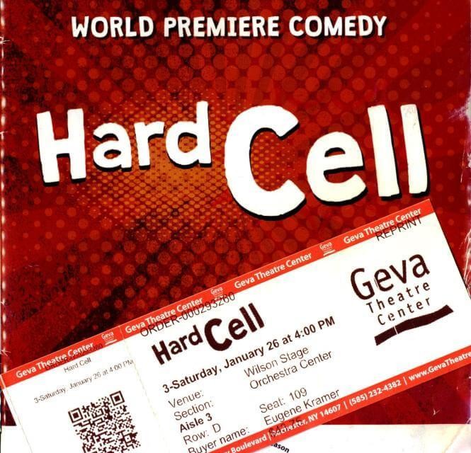 Geva's Hard Cell and problematic caricatures