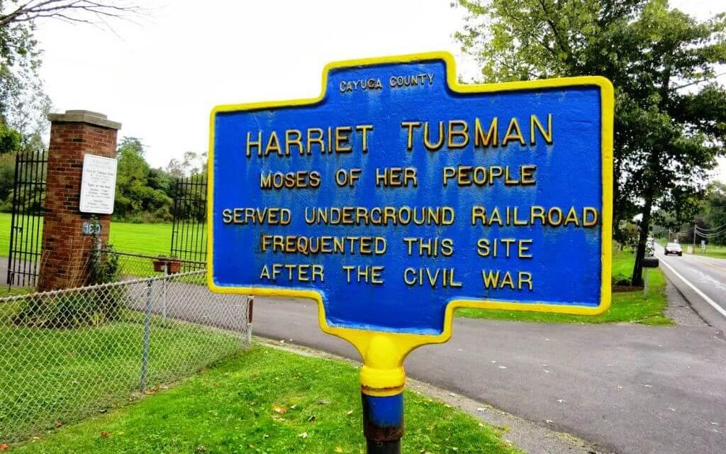 Harriet Tubman and Trump's Racist Agenda