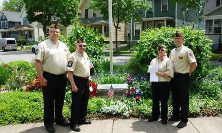 Honor Park: 101 years of honoring our area's veterans