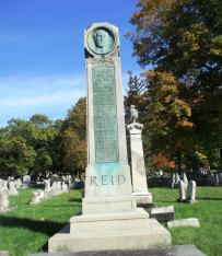 Mt. Hope Cemetery[Photo: David Kramer, 10/21/19]